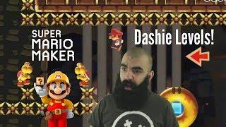 Dashie Doctorate | Mario Maker Super Expert Levels | Yusef & Thomandy appearances