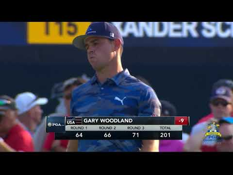 Gary Woodland: PGA Championship Round 3 recap