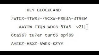 Free blockland