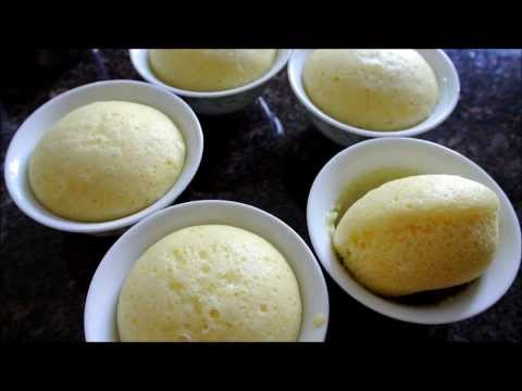 Meow: 蒸蛋糕 Easy Steamed Cake Recipe (redo with eng sub)