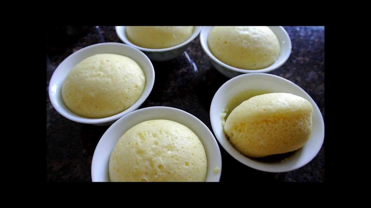 Steamed Cakes Chinese