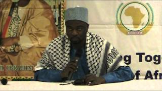 CONTINUATION OF TRANSLATION OF DIWAN PART 3 BY ALHAJ IMAM AHMAD TOURE FAILA AND KUMASI YOUTH
