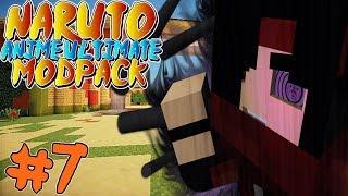 UNLEASH THE BEAST! || Naruto Anime Ultimate Modpack Episode 7 (Minecraft Naruto Anime Mod)