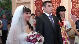 Свадебный клип Марселя и Рисалли.