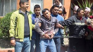 Police arrests Basantapur acid attackers