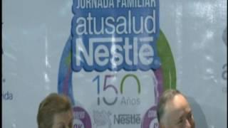 Alta Esfera Jornada familiar a tu salud Nestlé