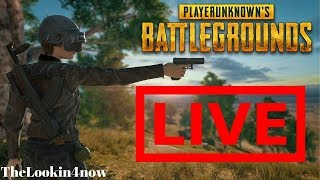 NEW UPDATE! | PUBG Live Stream [Xbox One X] (Ended)