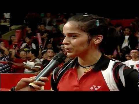 F - WS - Li Xuerui vs Saina Nehwal - 2012 Djarum Indonesia Open