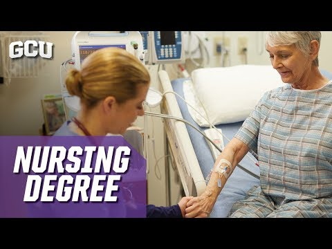 GCU Online Degree Programs | Online RN to BSN Programs