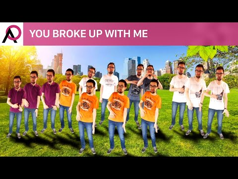 You Broke Up With Me - Walker Hayes (Acapella Cover)