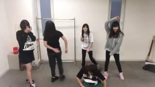 NMB48 愉快な仲間達でダンス