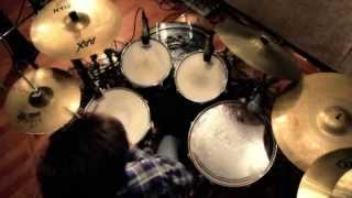 Daniel Diaz Vidal (drum cover) God Is Enough