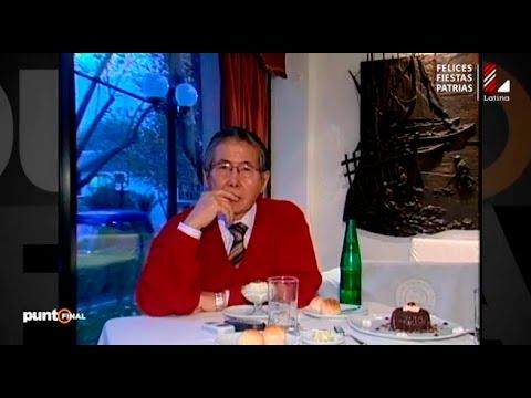 Punto Final: esta fue la última entrevista a Alberto Fujimori