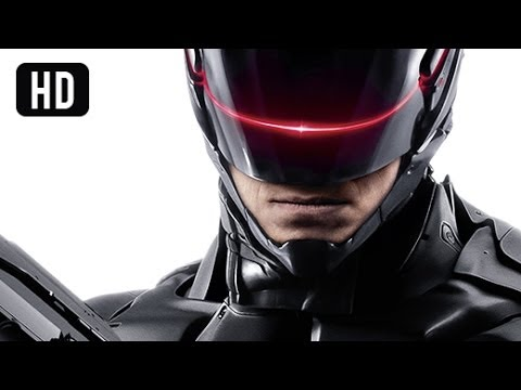 Robocop Official Trailer #1 Full HD Movie Teaser Exclusive 2014