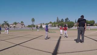 Giants - Fall Baseball 2018 - Highlights - Samuel Russell (#15)