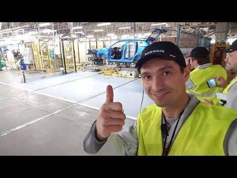Из чего собирают Nissan QASHQAI 2019 на заводе в Питере.