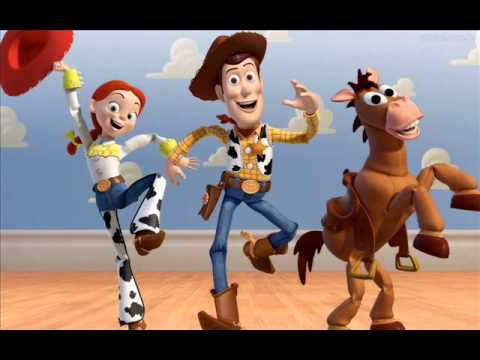 Personajes de toy story cantando hello youtube - Cochon de toy story ...