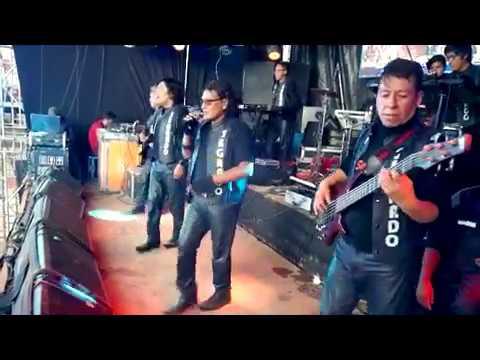 Edgar Coari Y su grupo Sagrado [ amores vienen y se van ] en vivo Santa Ana Bolivia
