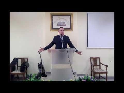 Predicazione del pastore Giovanni Di Crasto, 07/04/2019
