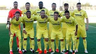 Resumen Villarreal CF 1 - 0 L´Hospitalet