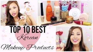 Part 2: Top 10 Best Korean Cult / Must Have Makeup Product Favorites