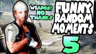 Mordhau funny random moments montage 5