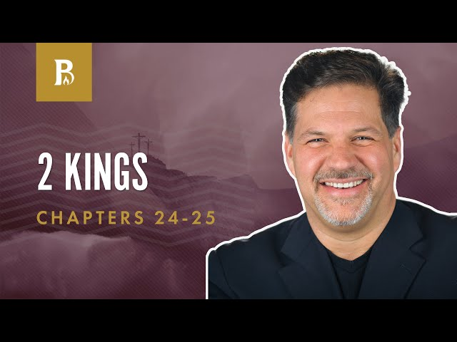 The Fall of Jerusalem | 2 Kings 24-25
