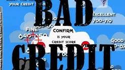 BAD CREDIT MORTGAGE REFINANCE LOAN
