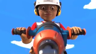 Bob the Builder 🛠⭐Learn with Leo: The Jackhammer 🛠⭐ Bob Full Episodes 🛠⭐Cartoons for Kids