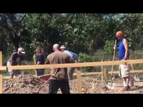 Habitat for Humanity Honduras Build 2016 and a visit to Copan Ruins