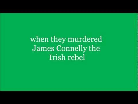 James Connolly Lyrics