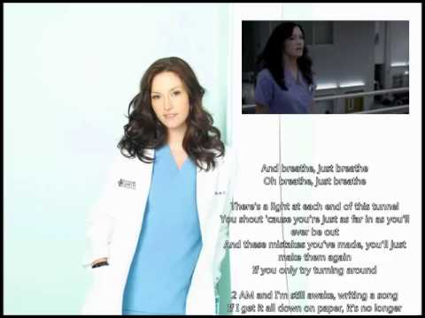Breathe - Studio version (Lyrics) by Chyler Leigh
