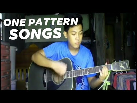 One Pattern Songs (G D Em C)