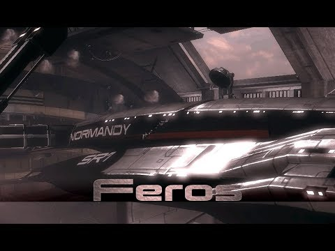Mass Effect - Feros: Zhu's Hope Docking Bay (1 Hour of Ambience)