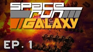 Space Run Galaxy   Ep 1   Tower Defense In Space   Let