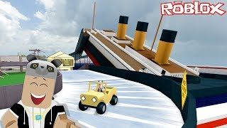 We're Going For A Tour of Amusement Park Universal Studios!! - Roblox Universal Studios with Panda!!