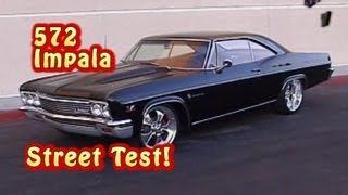 Fabulous Impala from Nelson Racing Engines