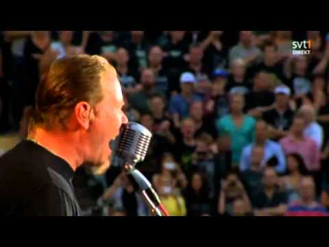 Metallica -Ecstasy of Gold &  Hit the Lights - Live Gothenburg, Ullevi, Sweden 2011