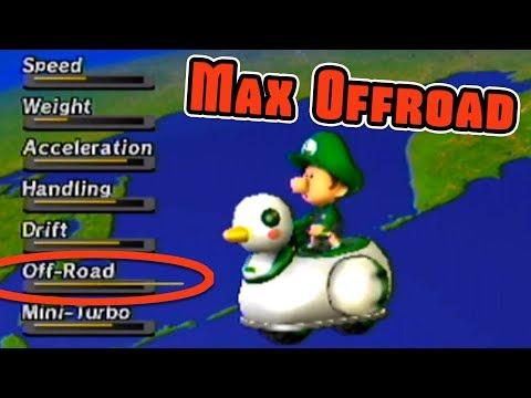 MAX Off-Road Vehicle in Mario Kart Wii!