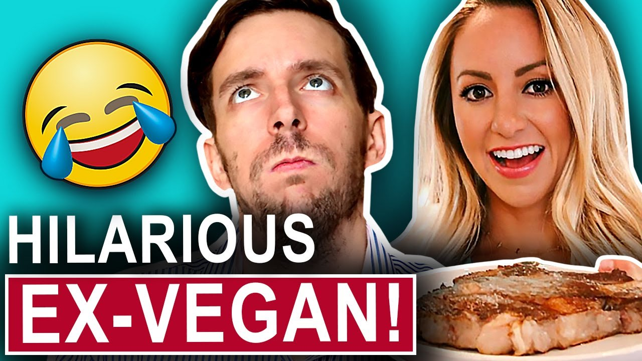 The Funniest Ex-Vegan Story You Will Hear In 2020