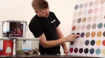 Rautiakaupan myyjä ratkaisee PROF sisäkaton maalaus uudiskohteissa