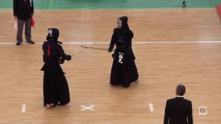 64th All Japan Kendo Championships — QF 4