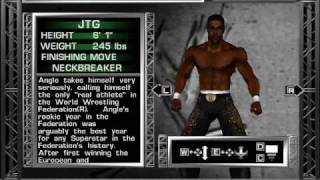 WWE RAW 2008 Total Edition PC Game: Wrestlers