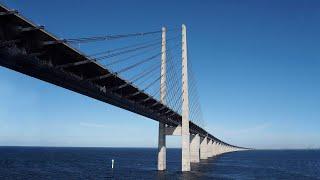 So funktioniert die längste Brücke Skandinaviens!