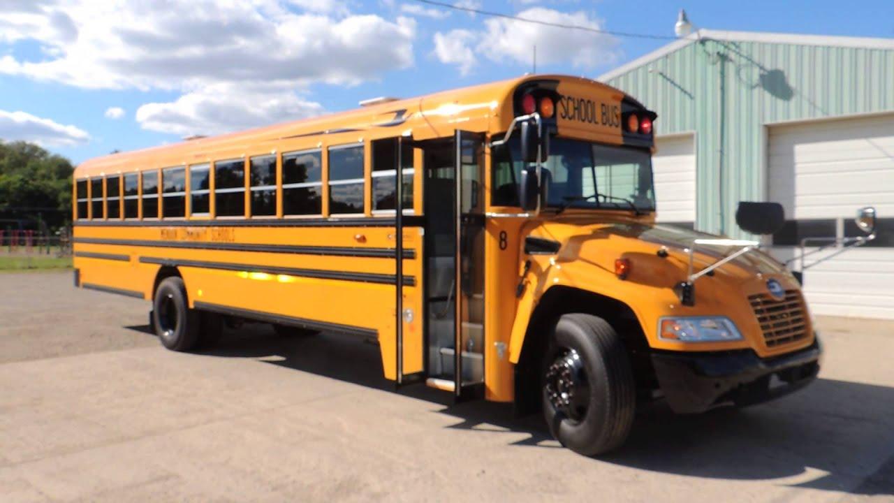 ic ce school bus interior. Black Bedroom Furniture Sets. Home Design Ideas