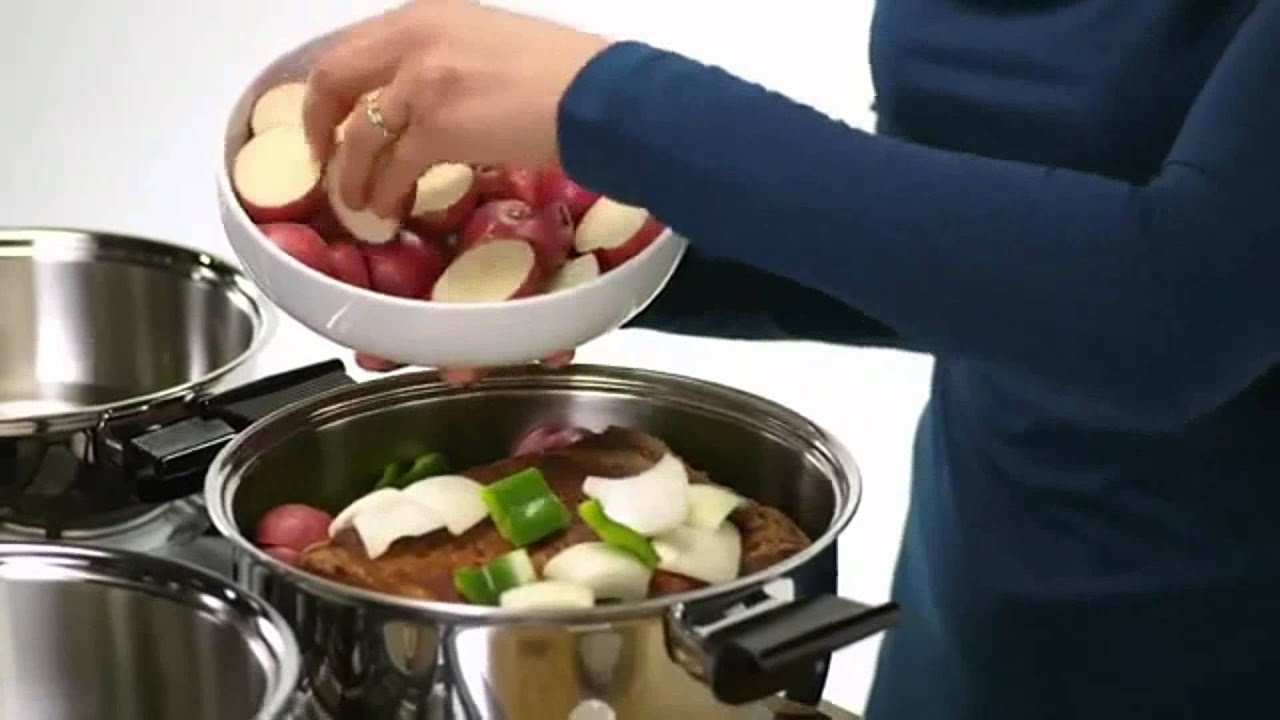 Utensilios de cocina rena ware youtube for Precios de utensilios de cocina rena ware