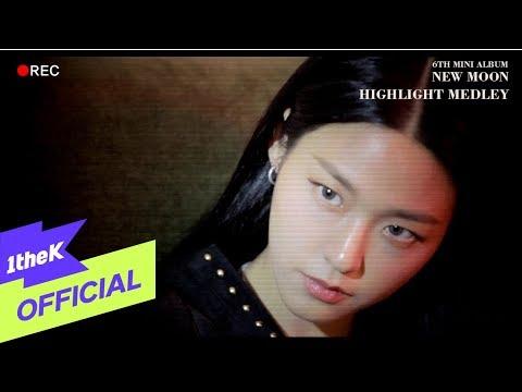 Download Teaser AOA _ 6TH MINI ALBUM NEW MOON HIGHLIGHT MEDLEY Mp4 baru