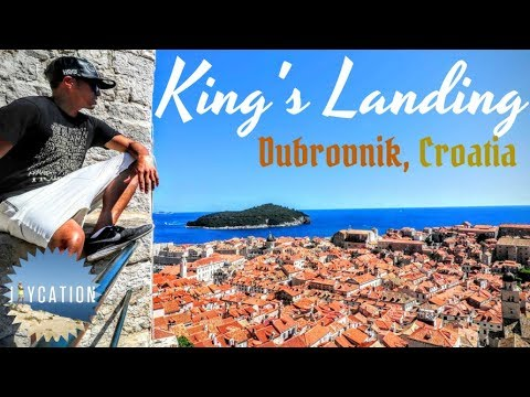 TOP THINGS TO DO IN DUBROVNIK CROATIA | GAME OF THRONES KING'S LANDING TOUR