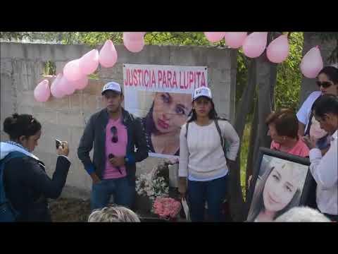Homenaje-Caminanta #JusticiaParaLupita