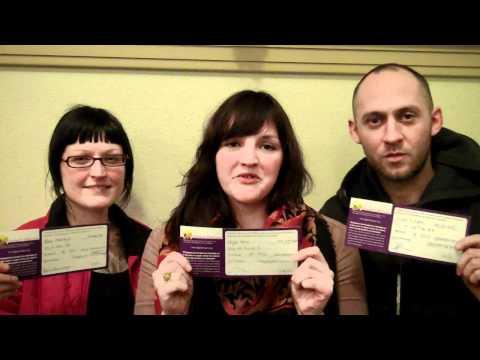 Megan Adkins, Stormi Shallenberger and William Mur...